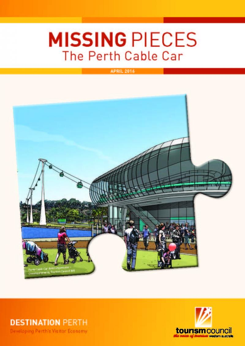 Missing Pieces: Perth Cable Car