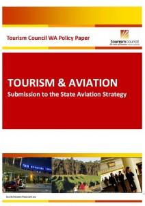 Tourism & Aviation Submission to the State Aviation Strategy