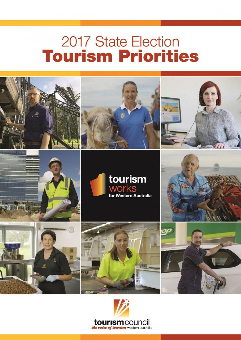 2017 State Election Tourism Priorities
